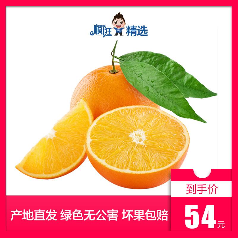 赣南阿朱                         桔/橘                         赣南阿朱 水果 赣南脐橙 10斤装 大果(95-105mm)