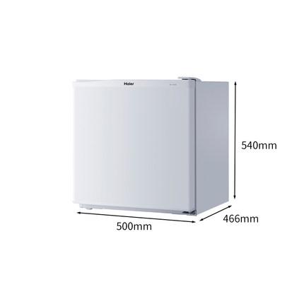 Haier/海尔                         小厨房/租房 首选200L以下                         BC-50EN