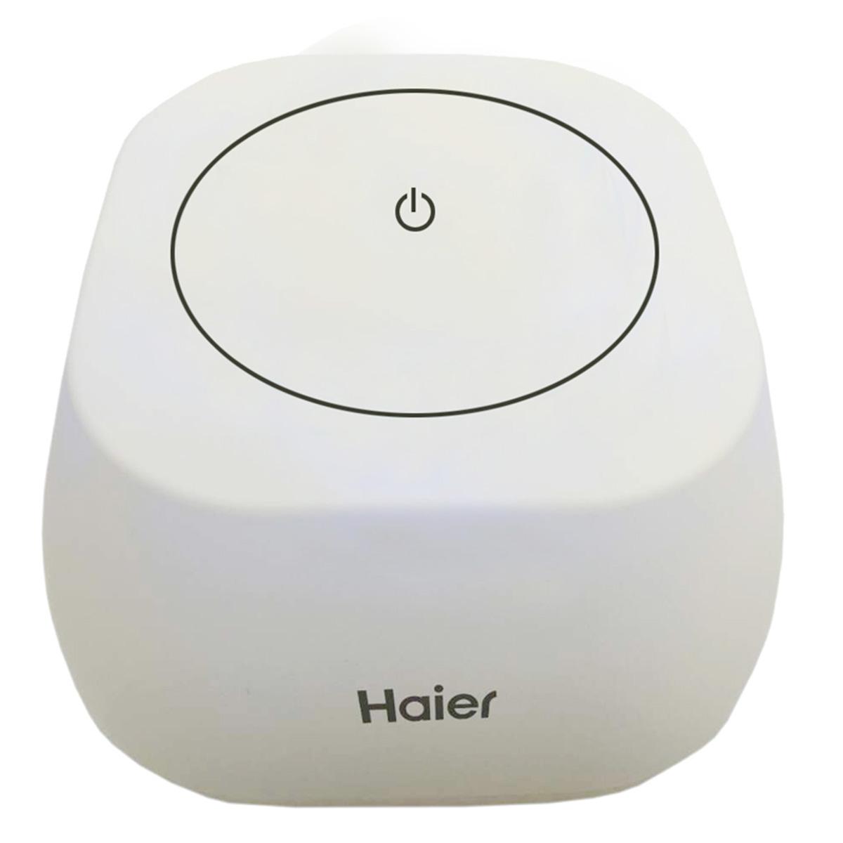 海尔 母婴桌面空气净化器 炫彩外观 多重净化 全方位解决宝宝呼吸健康问题 轻柔静音 舒心享受 KJ5F-HY01