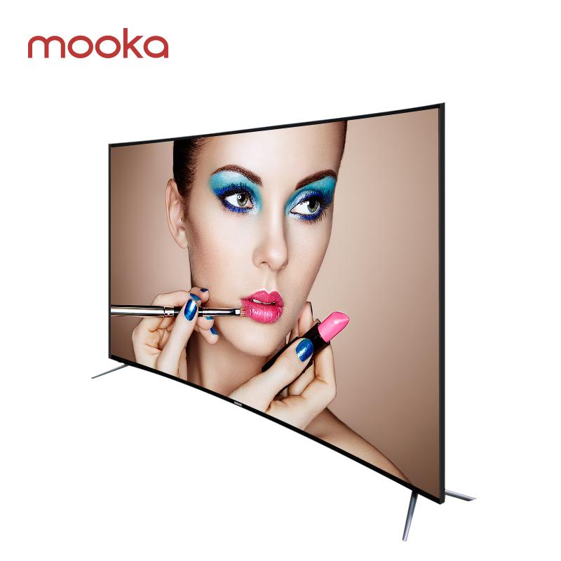 MOOKA/模卡                         4K电视                         U55Q81M