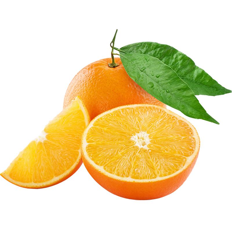 赣南阿朱             桔/橘             赣南脐橙 10斤装 大果(95-105mm)