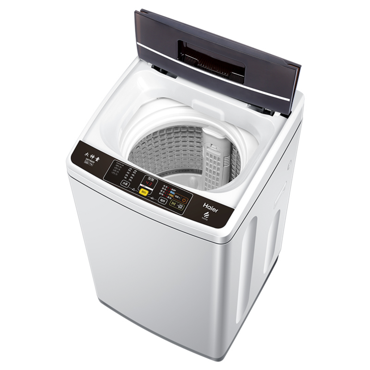 海尔智能投币洗衣机性能操作详细讲解