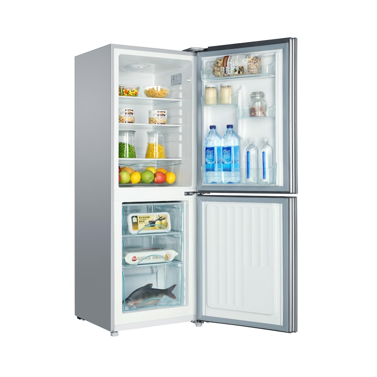 海尔冰箱如何调节温度?