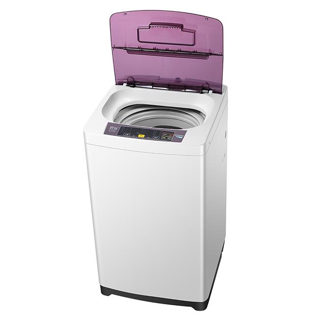 海尔全自动洗衣机怎么调时间?