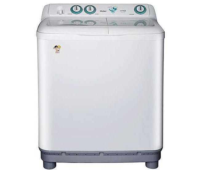 海尔大神童洗衣机怎么用?
